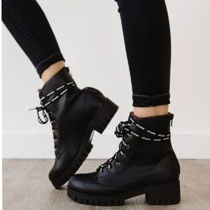 🖤Just In🖤 Luna  Combat Boot